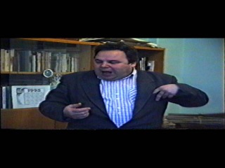 1995-ый год-Друзья поэты-в.смирнов и е.муравьёв о войне говорят певцу ПРОРОКУ САН БОЮ
