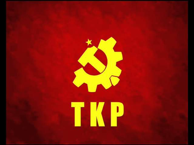 TKP Türkiye Komünist Partisi Enternasyonal Marşı