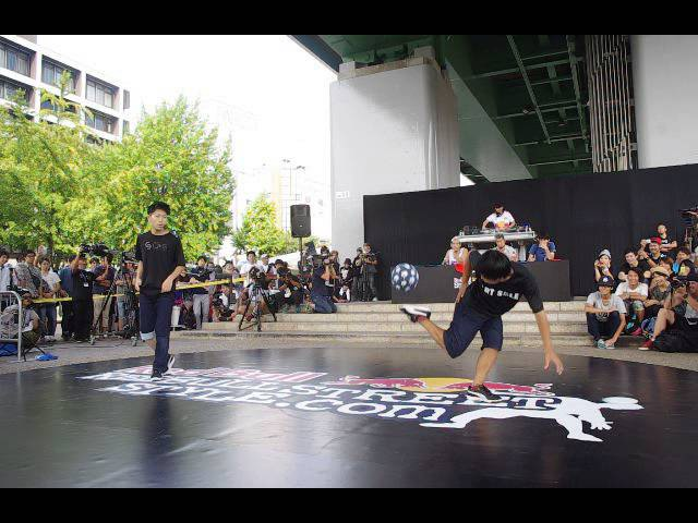 RBSS Japan Final 2014-Top16 Genki vs Ko-suke