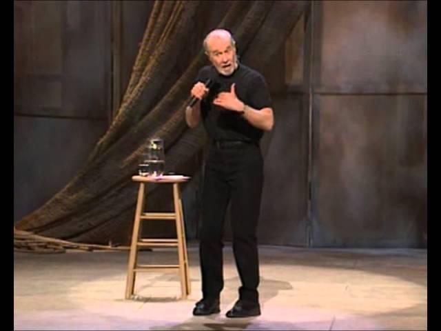 Джордж Карлин - Нарезка про аборты