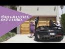 Two Grannies, One Lamborghini | Donut Media