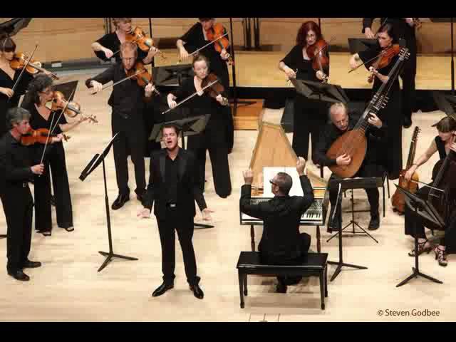 Philippe Jaroussky Australian Brandenburg Orchestra - Händel, Vivaldi, Torelli