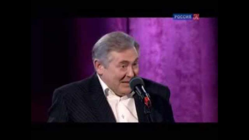 Юрий Стоянов Творческий вечер