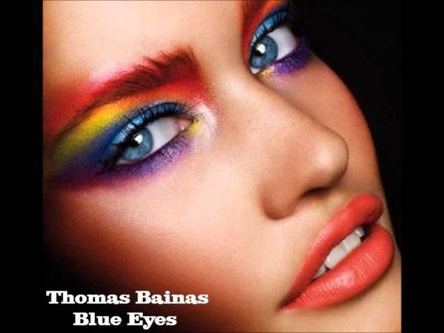 Thomas Bainas Blue Eyes Italo Disco 2013 original