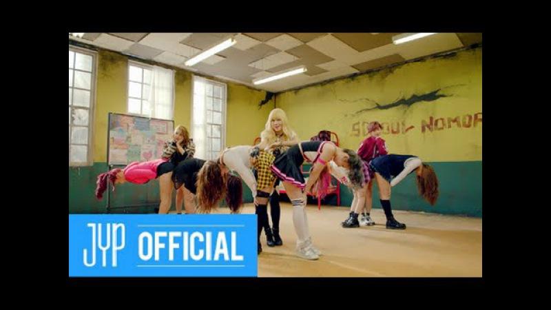 TWICE 트와이스 SPECIAL VIDEO C M V Dance Ver.2