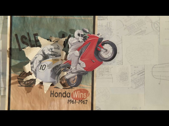 Honda Paper by PES | Emmy Nominated Commercial