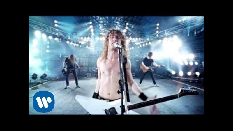 Airbourne Too Much Too Young Too Fast OFFICIAL VIDEO
