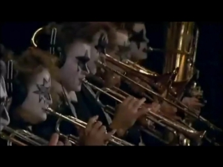 KISS - I Was Made  For Loving You - Symphony Alive  (HD)