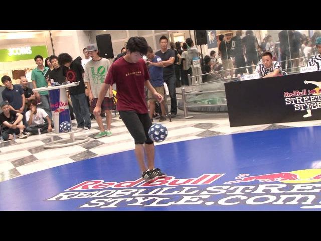 RBSS JAPAN FINAL 2013 準々決勝 横田陽介 VS Ko-suke