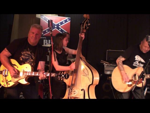 Black Cat Trio Donna rollover beethoven @ Ginger Goose Bradford