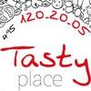 Tasty place. Пицца, суши, бургеры. Москва! ❤