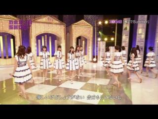 Perf Nogizaka46 - Hadashi de Summer @ AKB48 SHOW! ()