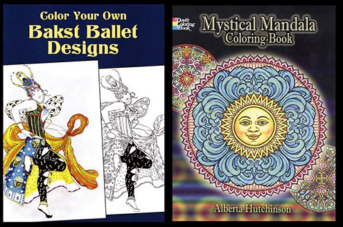 Adult Coloring Book - 30 Beautiful Zenttangle Designs with Postive Affirmations - Morgana Skye