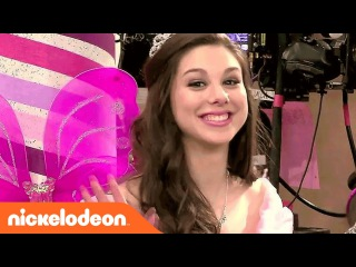 School of Rock | BTS: Kira Kosarin Guest Stars | Nick