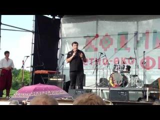 Михаил Саакашвили на Этно-Эко фестивале (полная версия)