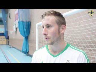 The Irish Football Association launch their Futsal development strategy 2016-2020