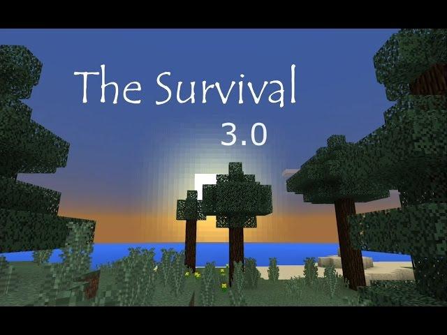The SURVIVAL 3.0 - DGames Team MCPE 0.14.2