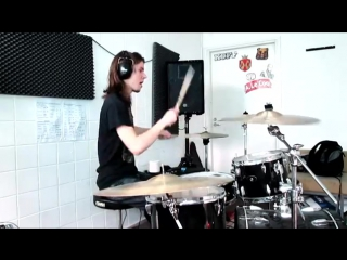 Slayer - dead skin mask (drum cover)