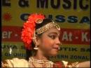 Poorvi Chandrakar classical Bharat Natyam