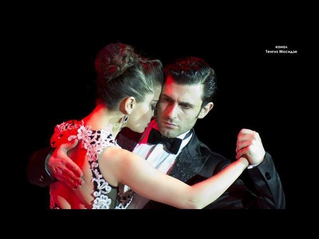 Argentine tango Gallo Ciego Fernando Gracia and Sol Cerquides with Solo Tango orquesta Танго