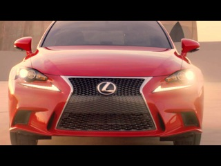 Hood It In with the Lexus IS F SPORT and Clint Dempsey