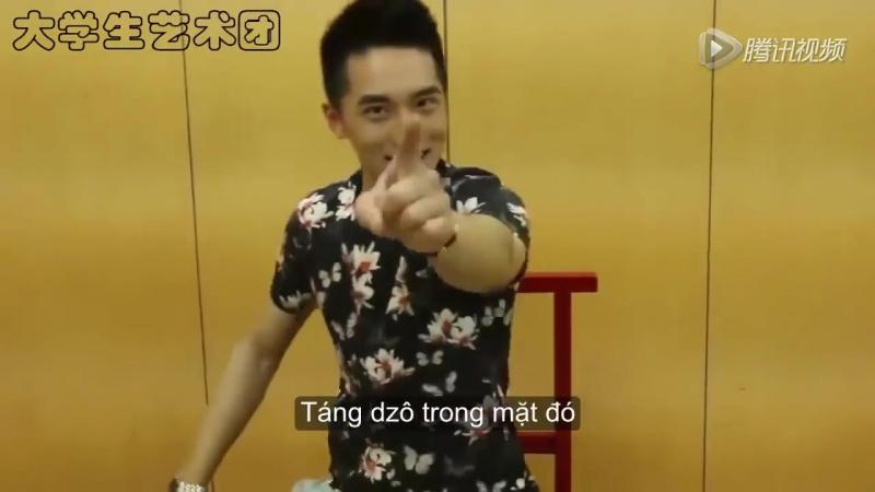 CUT 160326 Tencent Video Chau Chau phng vn Doan ngh thut sinh vien