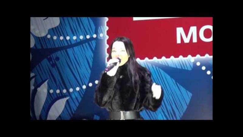 Певица Анетта - Наша Москва - TV SHANS