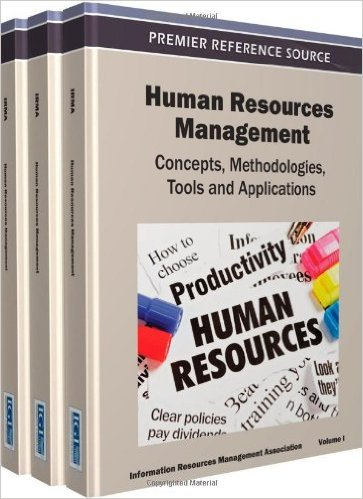 Human Resources Management  Concepts, Methodologies [Dr