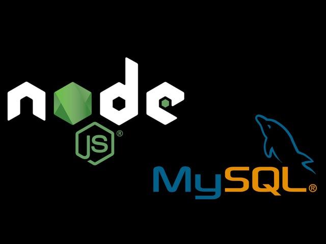 NodeJS MySQL Database Connection Tutorial