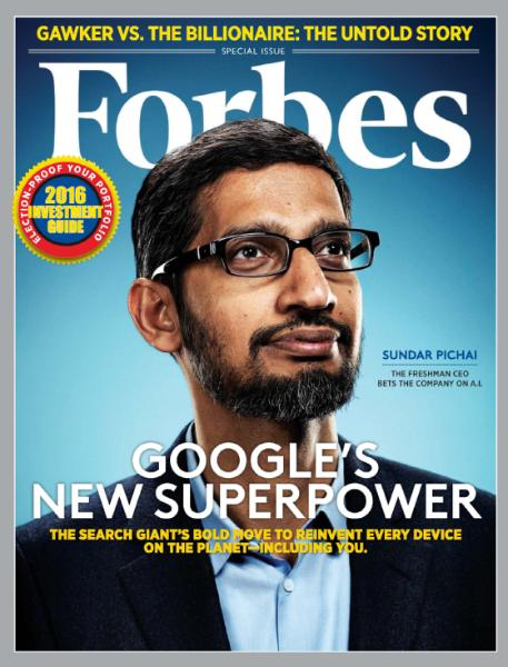 Forbes USA - 29 June 2016