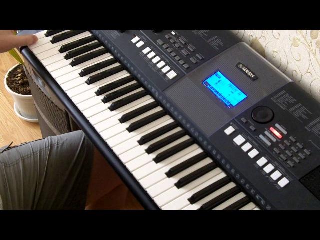 Самый быстрый способ научиться играть песни на синтезаторе