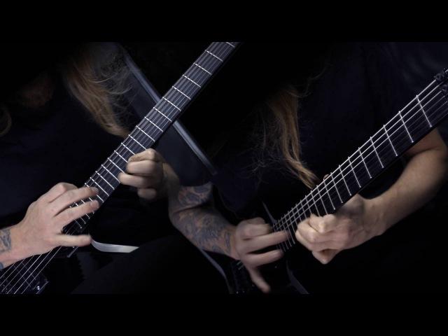 Pantera - Floods Solo and Outro Cover (Ola Englund)