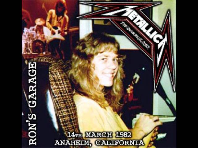 Metallica - Ron McGovney's Garage (14th March 1982) (Part 3)