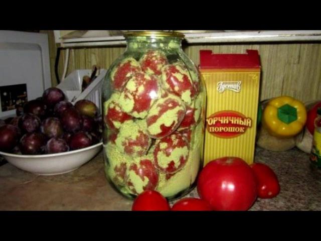 Как сохранить помидоры свежими до Нового года простой, но действенный трюк!