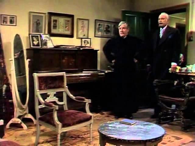 Отец Браун детектив . Артист и алиби. 8 серия. Father Brown. The Actor and the Alibi