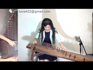 Red hot chili peppers- californication gayageum ver. by luna