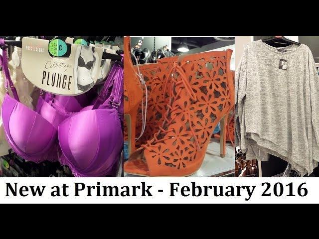Primark - Everything new in February 2016   IlovePrimark