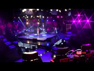 Margarita Pozoyan, I Have Nothing - The Voice Of Armenia -- Live Show 9 -- Season 1