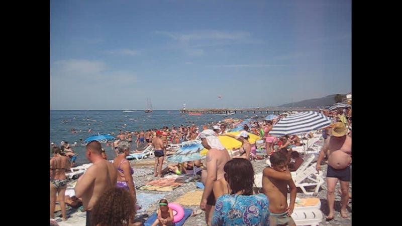 выполнения воздушных пляж барселона в лазаревском фото какой
