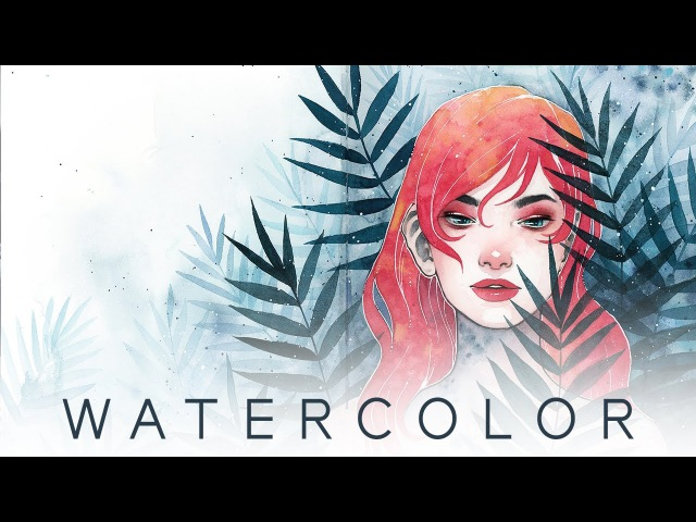 WATERCOLOR - Overgrowth