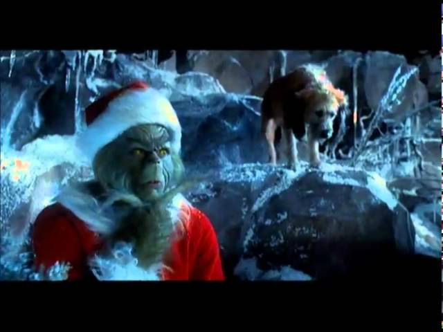 ТРЕЙЛЕР How The Grinch Stole Christmas