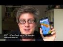 HTC 10 Test Fazit nach 72 Stunden