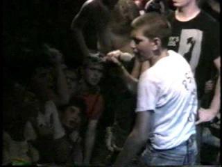 Agnostic Front introduce Freddy  Madball at CBGB (1988)