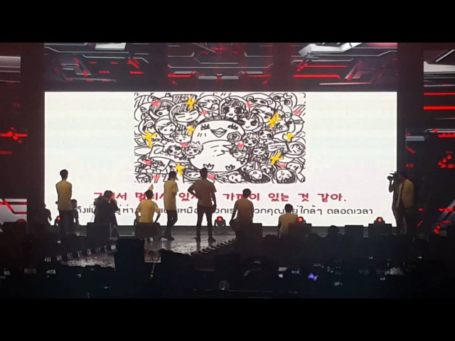 150315 Day2 Clip Project for GOT7 1st fanparty bkk