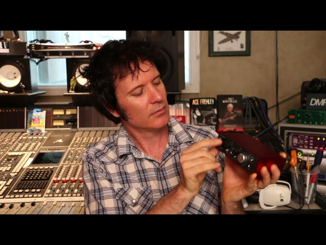 Recording a Song w/ the Focursite Scarlett Solo - Warren Huart: Produce Like A Pro