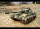RC Tank Henglong TigerII 1 16 Clark Electric