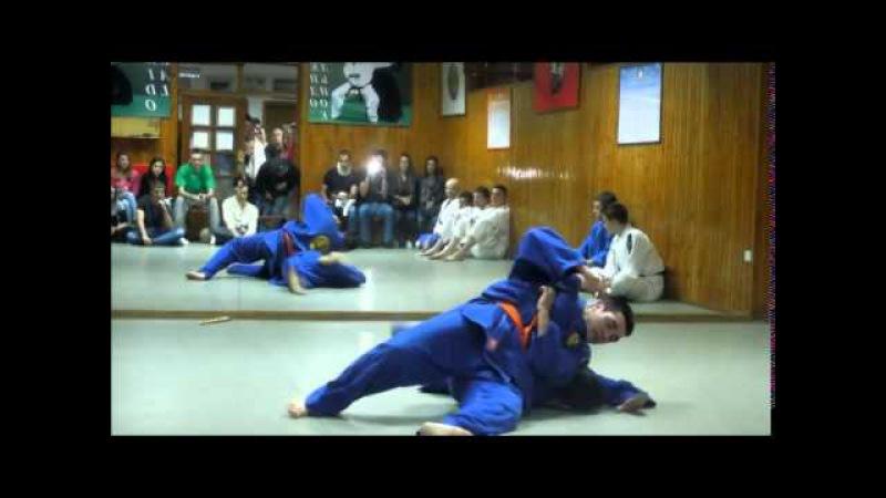 Realni Aikido - Polaganje za zeleni pojas (3. KYU)