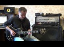 Alex Sibrikov Session guitar solo for French project