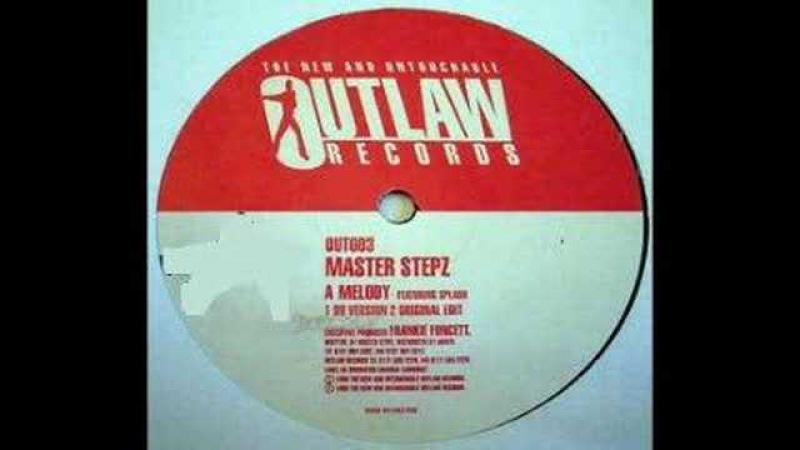 Master Stepz Melody UK Garage classic
