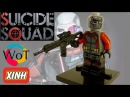 Лего Дедшот из Отряда самоубийц XINH 320